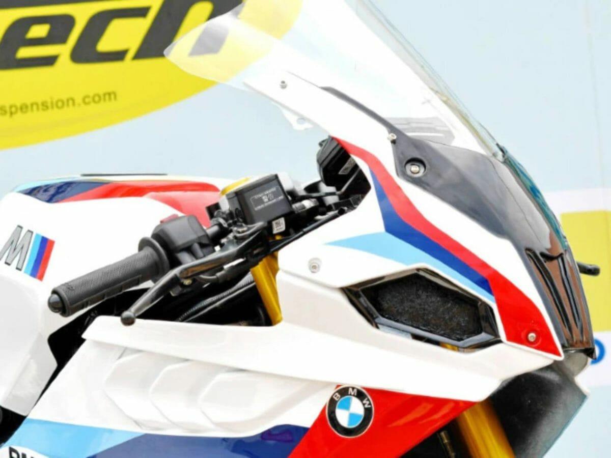 BMW G310R Race bike (1)