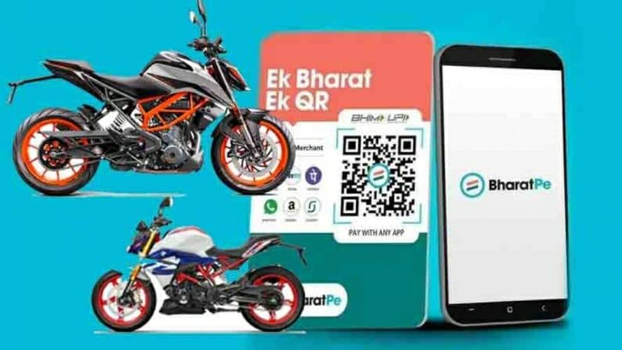 BharatPe BMW