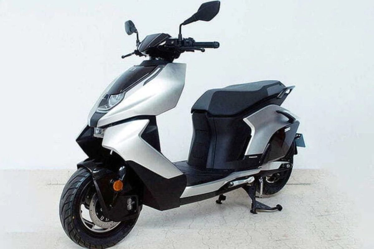 CFMoto Cyber electric scooter