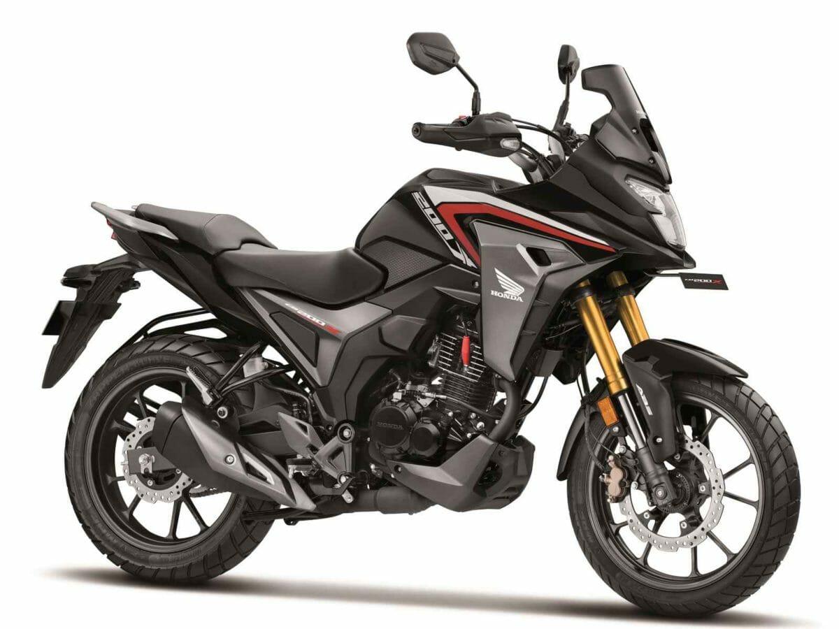 Honda CB200X (2)