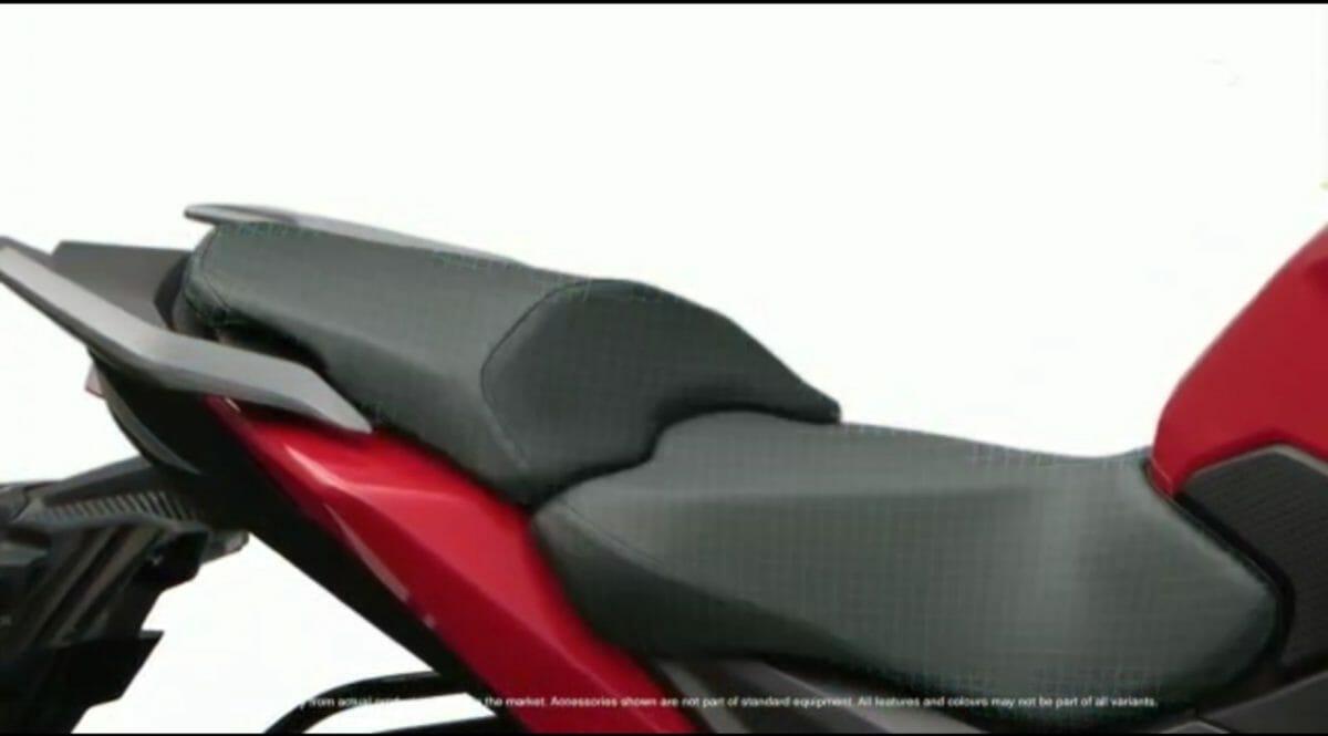 Honda NX200 teased (2)