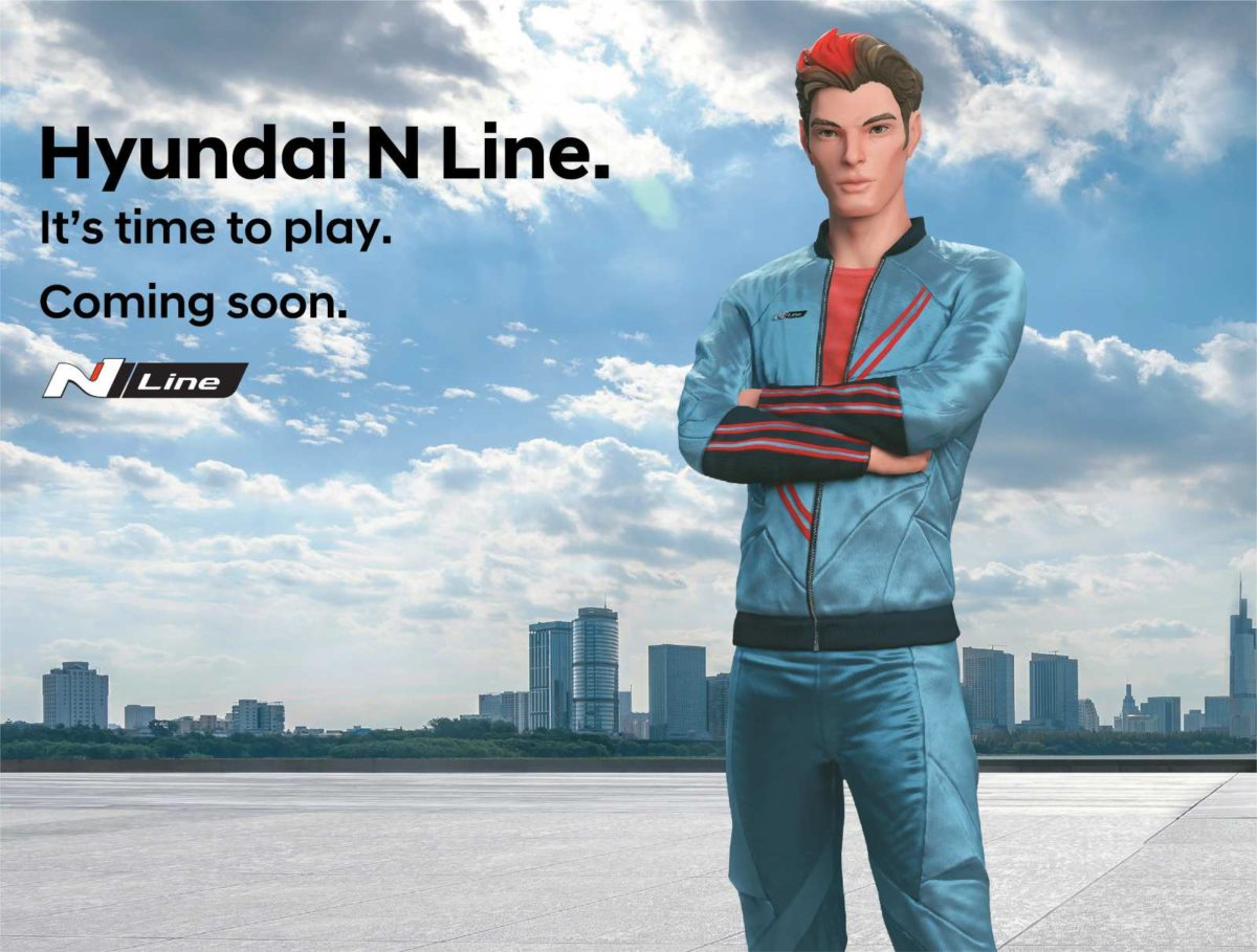 Hyundai N Line teaser