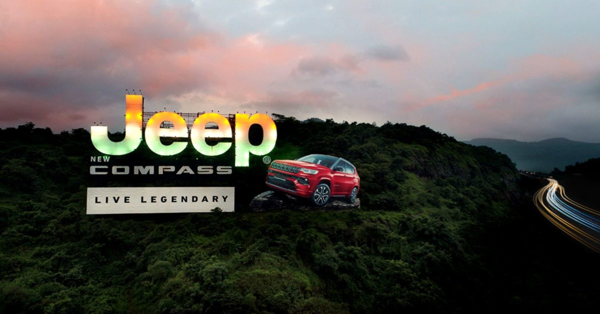 Jeep Compass Independence Day