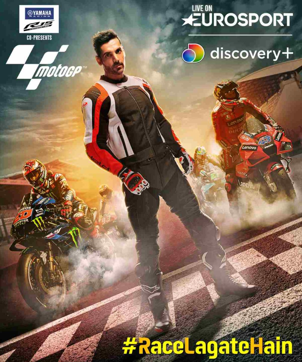 John Abraham MotoGP