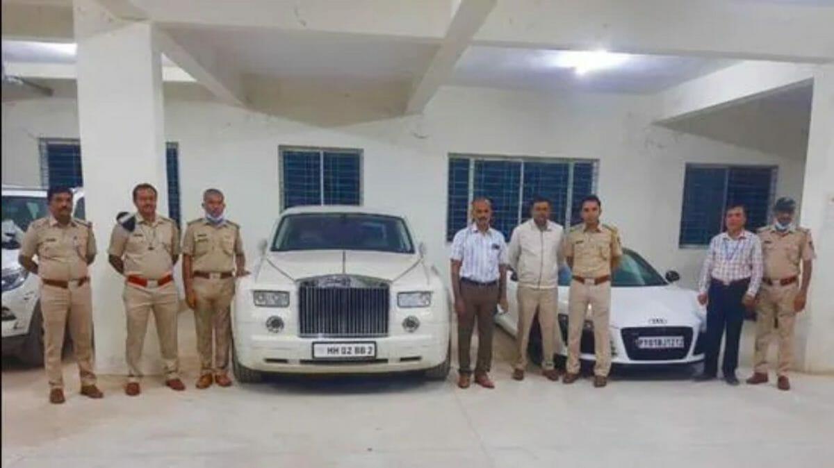 Karnataka Police sieze