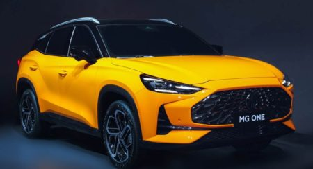MG One Marks The Debut Of MG's 'SIGMA' Architecture And New Design Philosophy