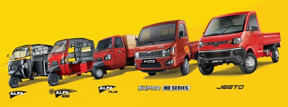 Mahindra commercial vehicles (1)