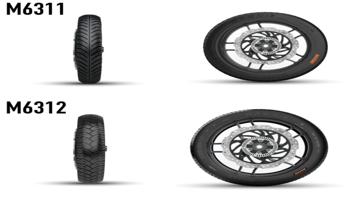 Maxxis tires Main