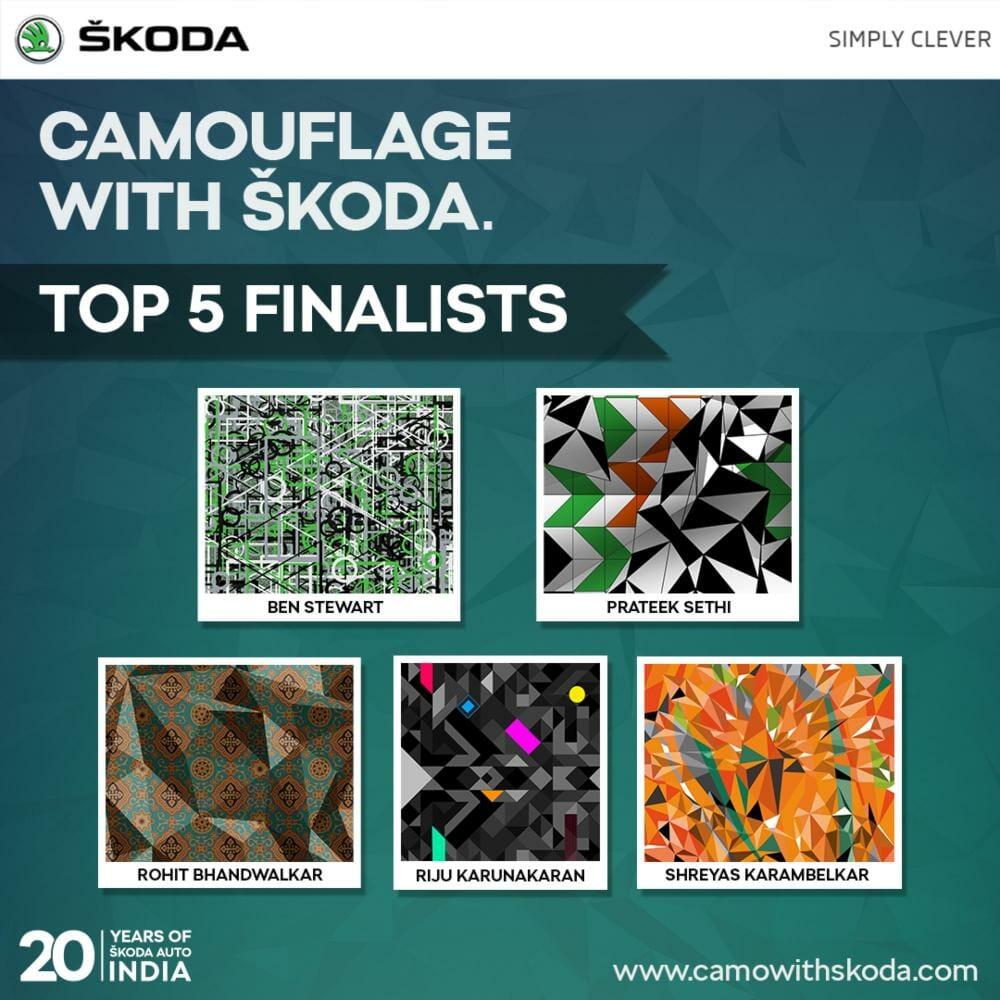 Skoda design contest