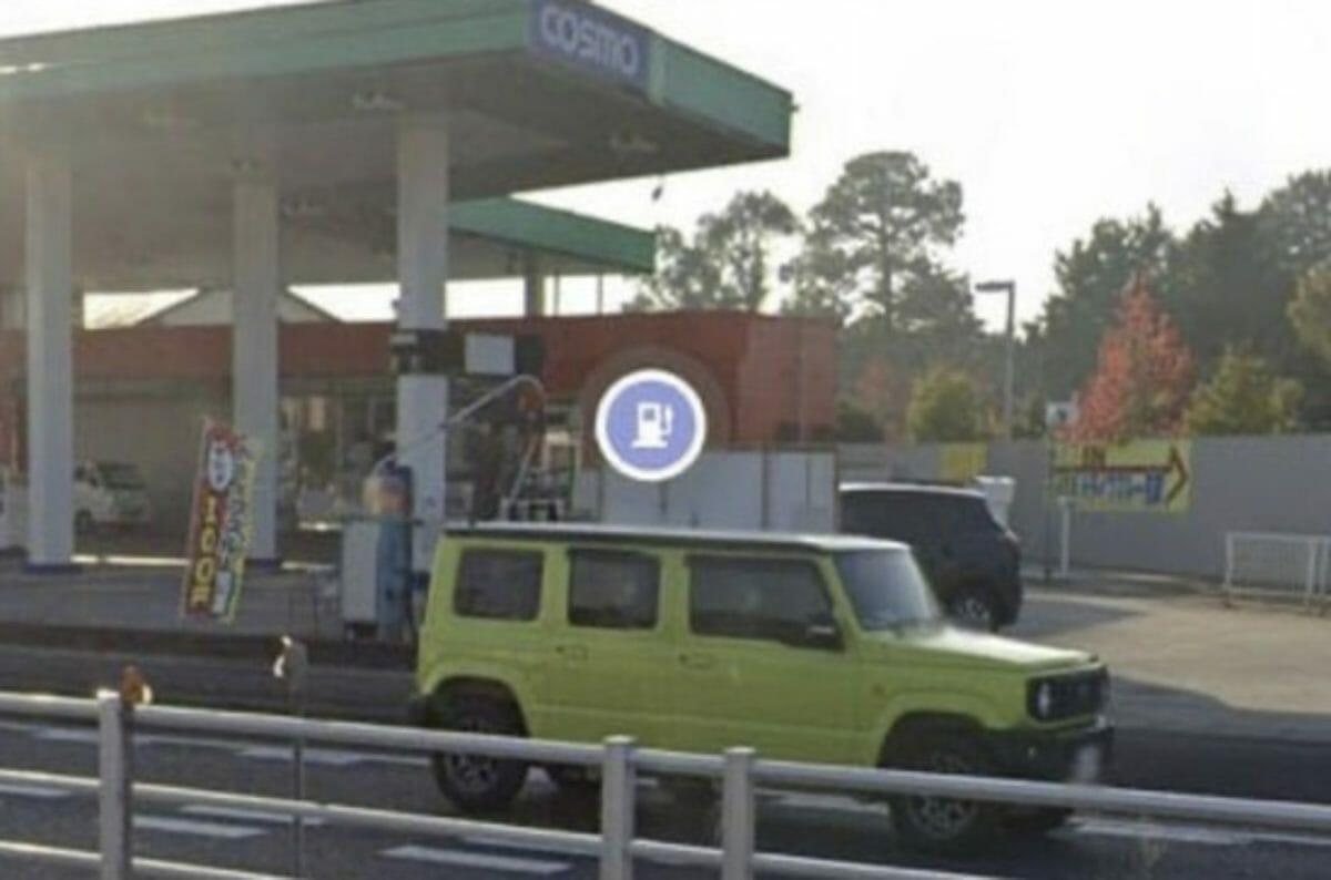 Suzuki Jimny 5 door LWB spied