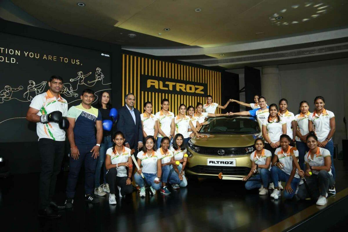 Tata Motors Altroz Olympics Gift (2)