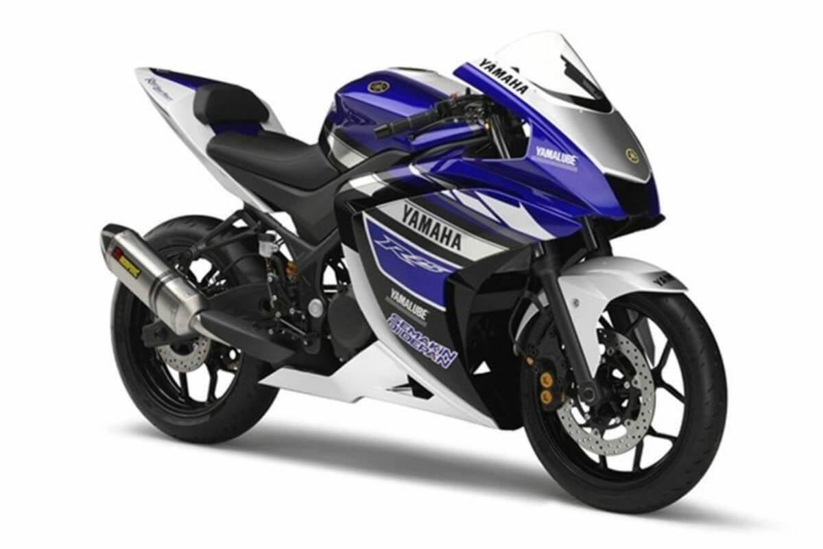 Yamaha R2 render