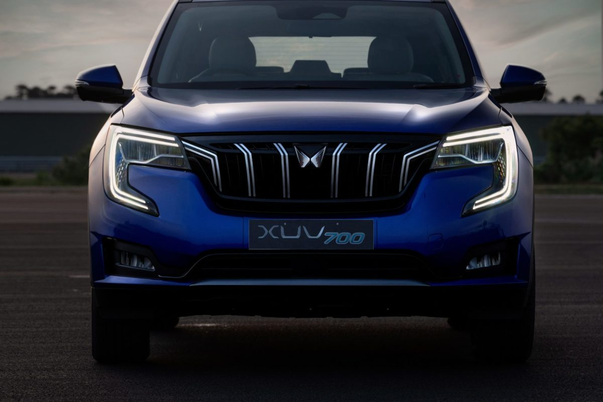 mahindra xuv700 press release front