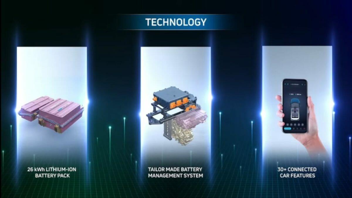 tata tigor ev reveal technology