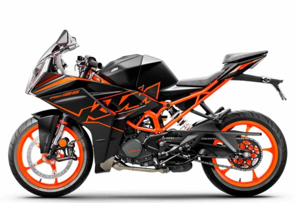 2021 KTM RC 125