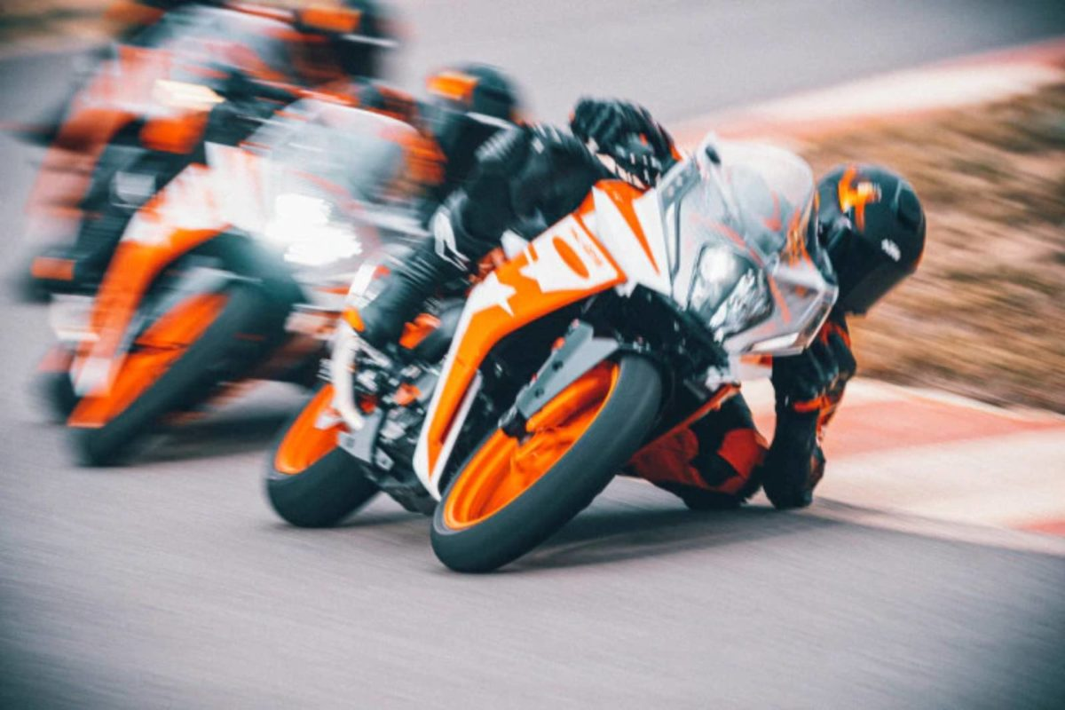 2021 KTM RC 200