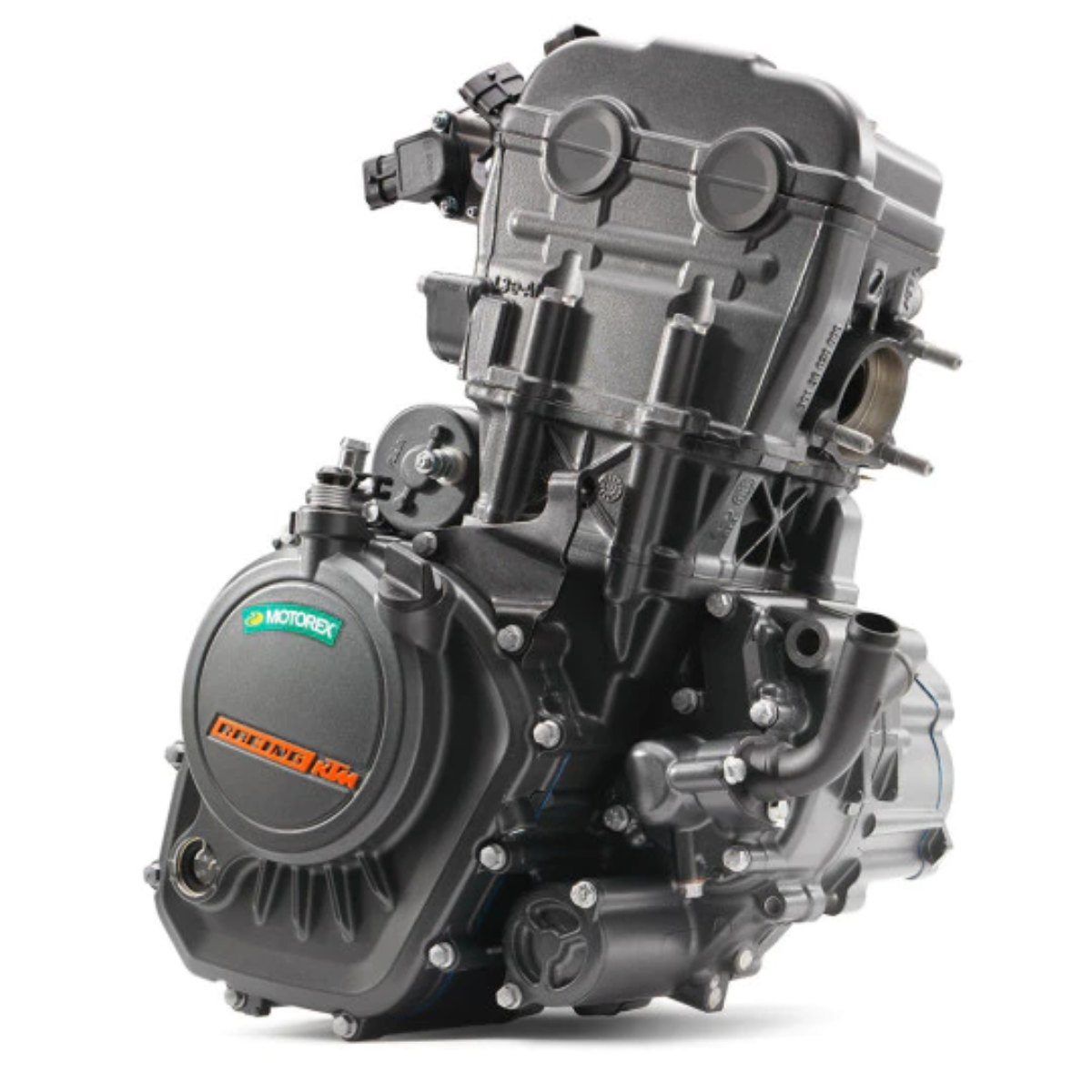 2021 KTM RC 200 and RC 125