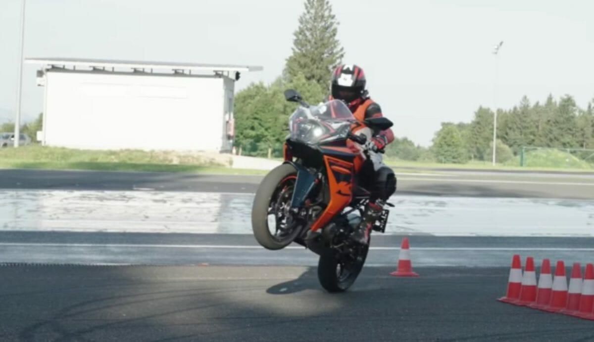 2021 KTM RC 390 Rok Bagoros