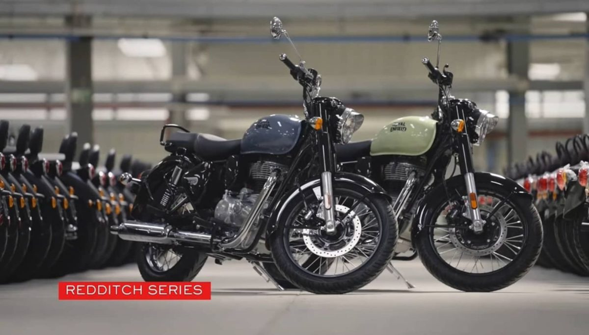 2021 Royal Enfield Classic 350 Launched (4)
