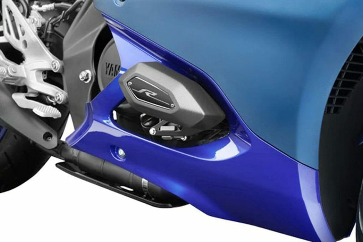 2021 Yamaha R15 V4 Accessories