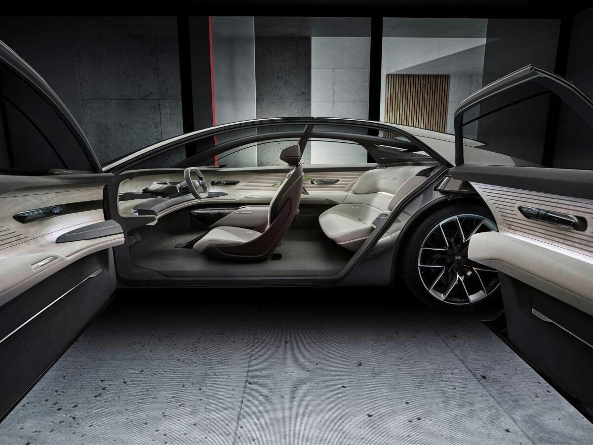 Audi Grandsphere 2