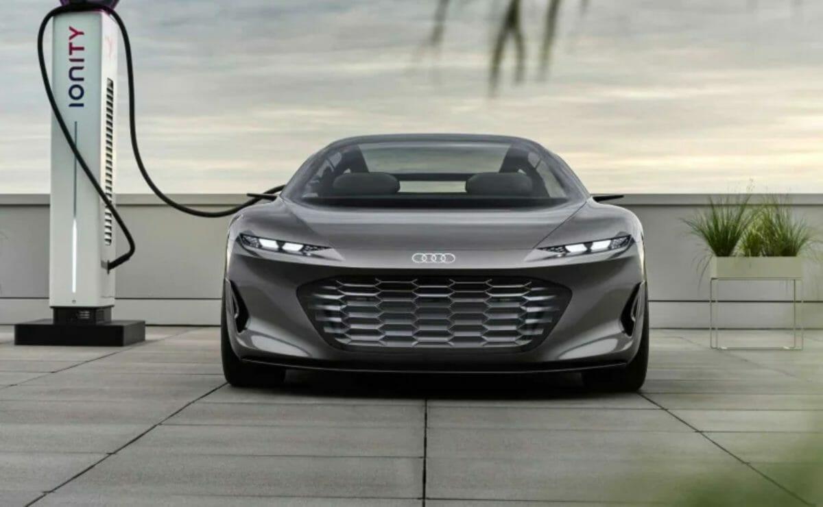 Audi Grandsphere 4