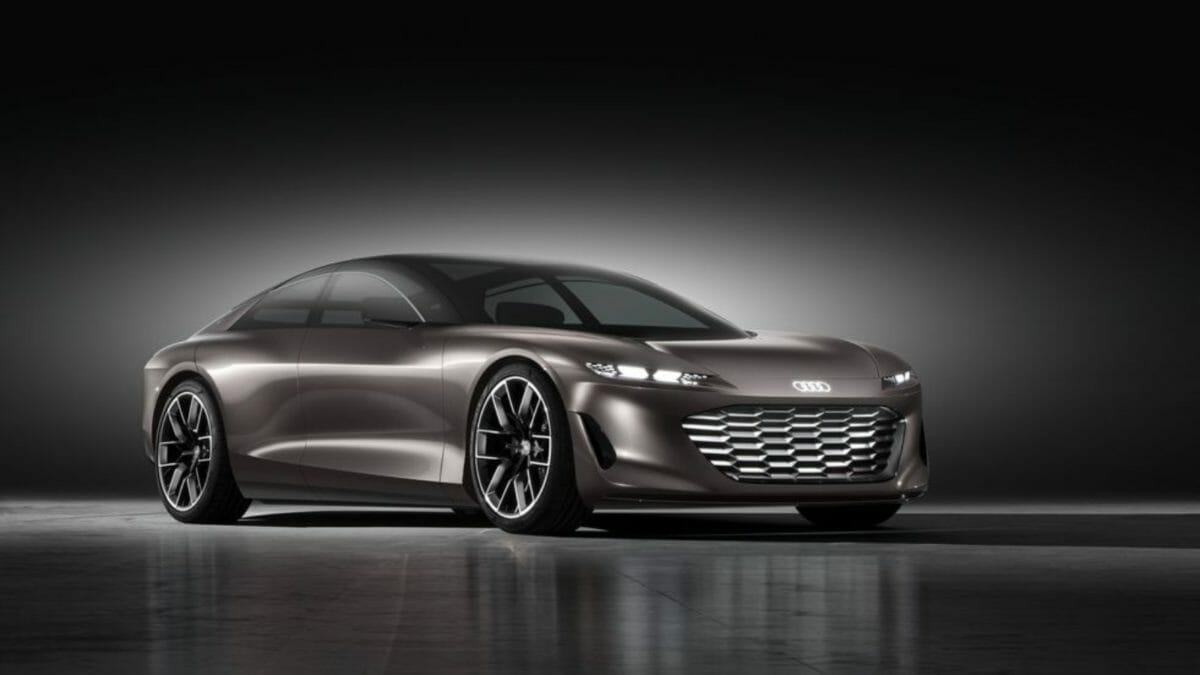 Audi Grandsphere 6
