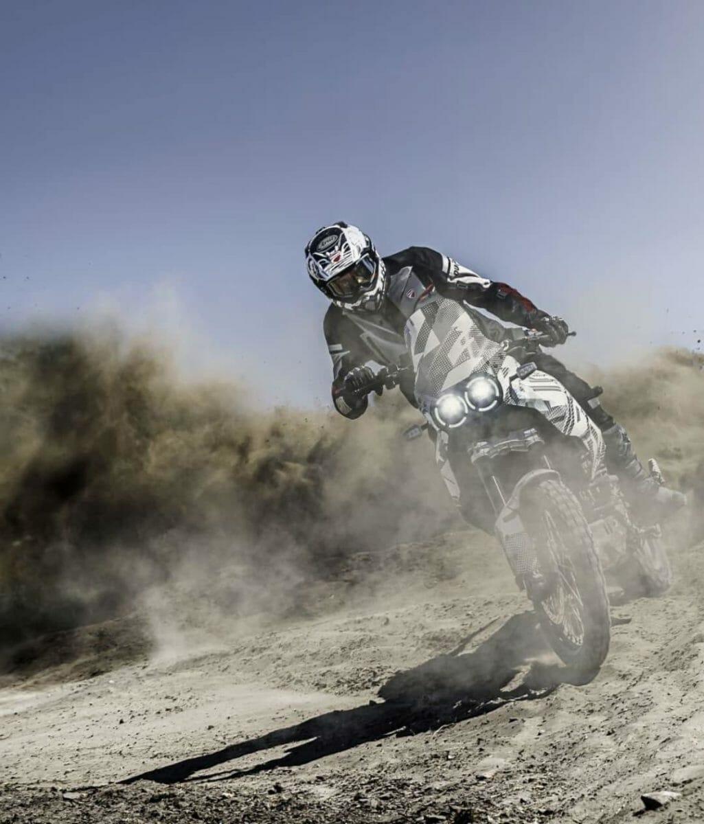 Ducati DesertX