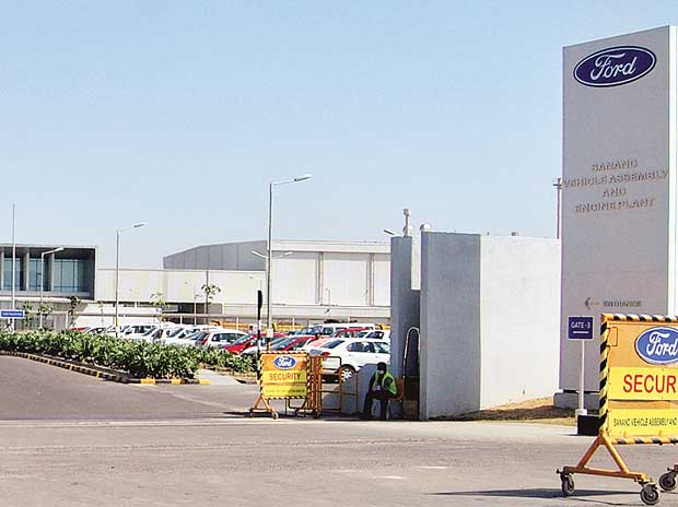 Ford Sanand Plant