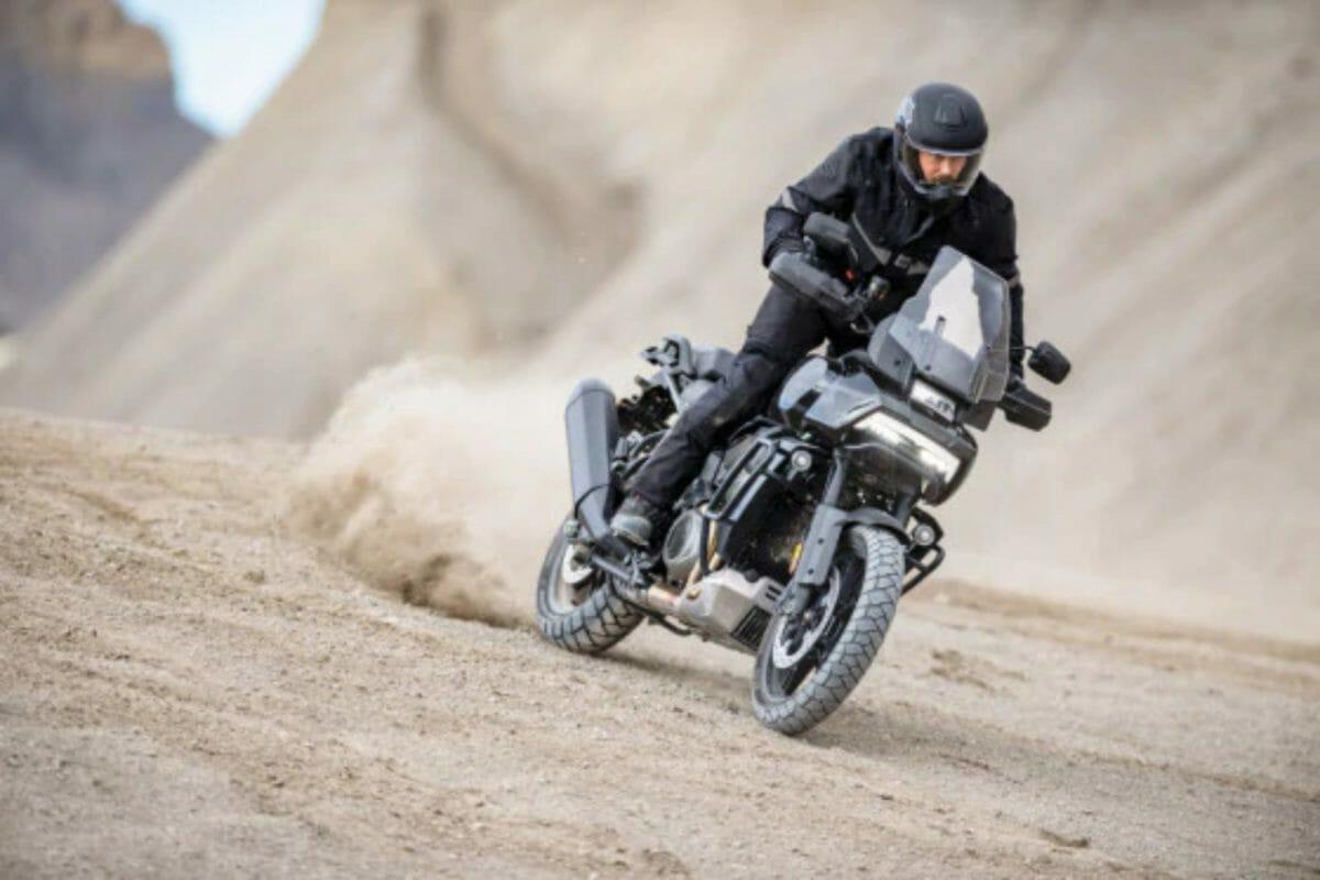 Harley Davidson Pan America 1250 #2