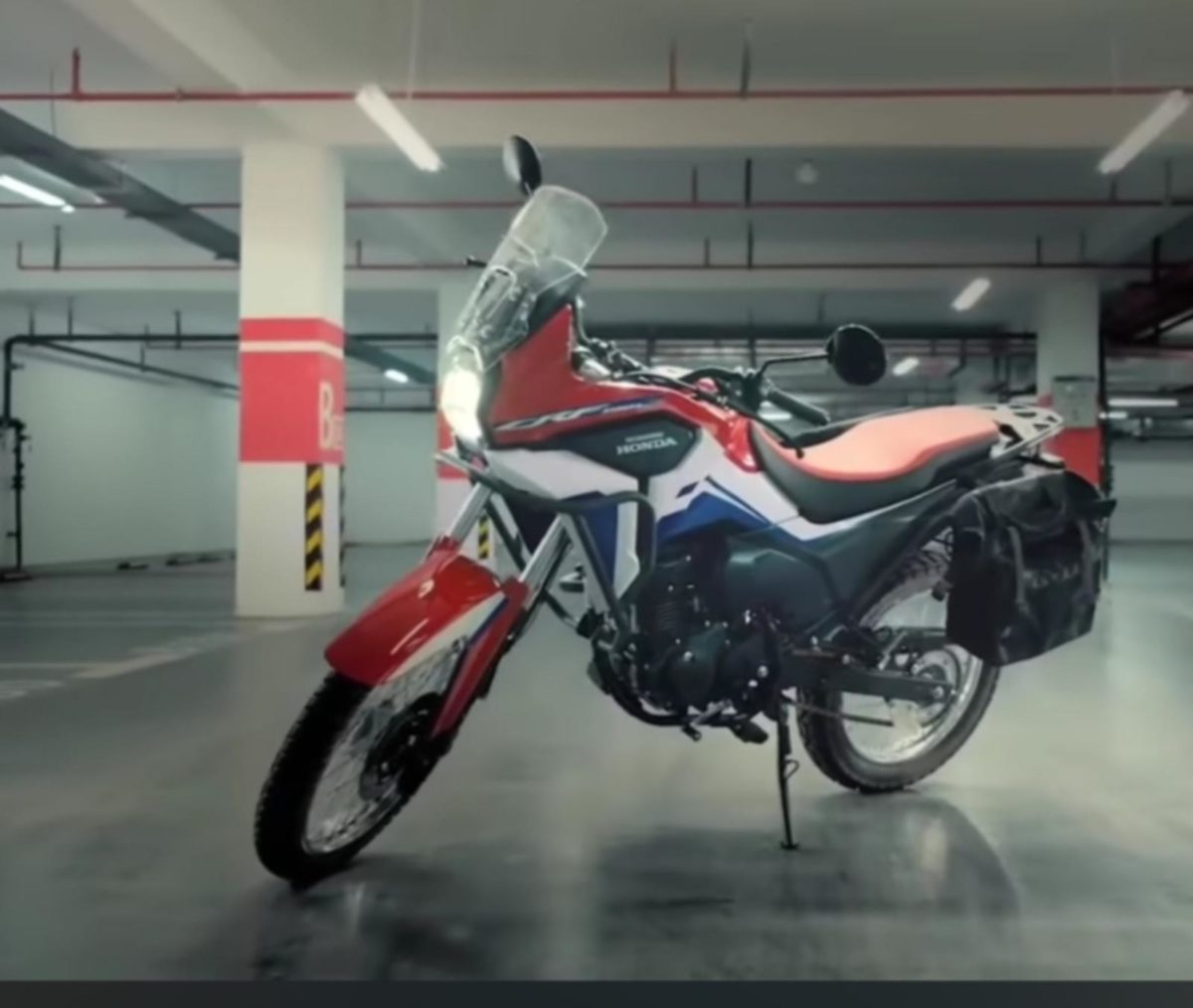 Honda CRF190L (3)