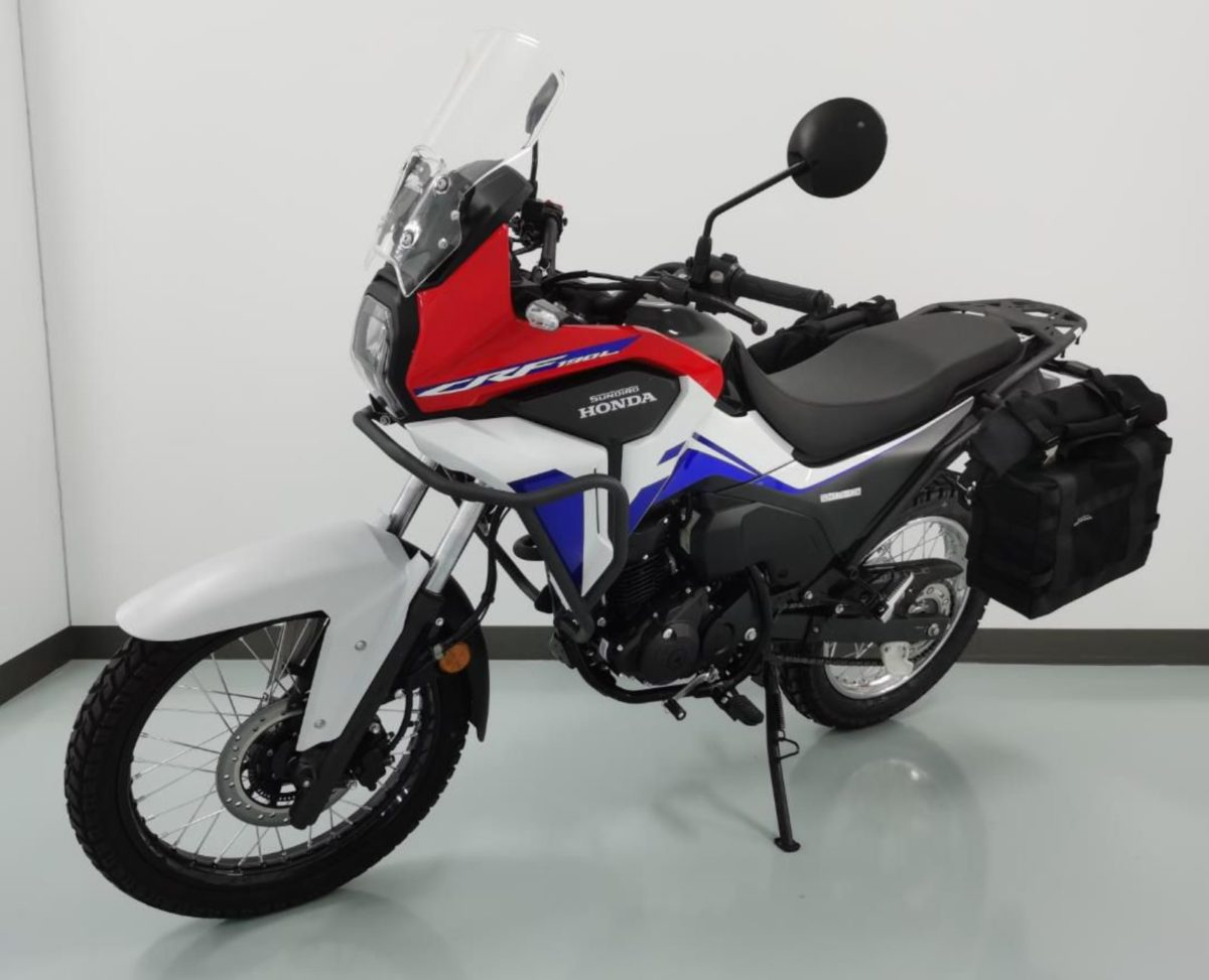 Honda CRF190L (4)