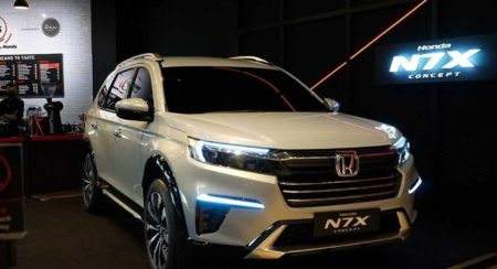 Production-spec Honda N7X To Show Its Face To The World On September 21