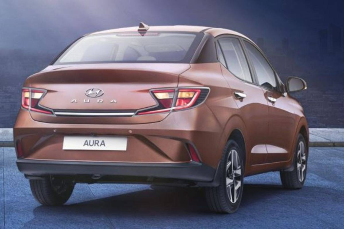 Hyundai Aura 2