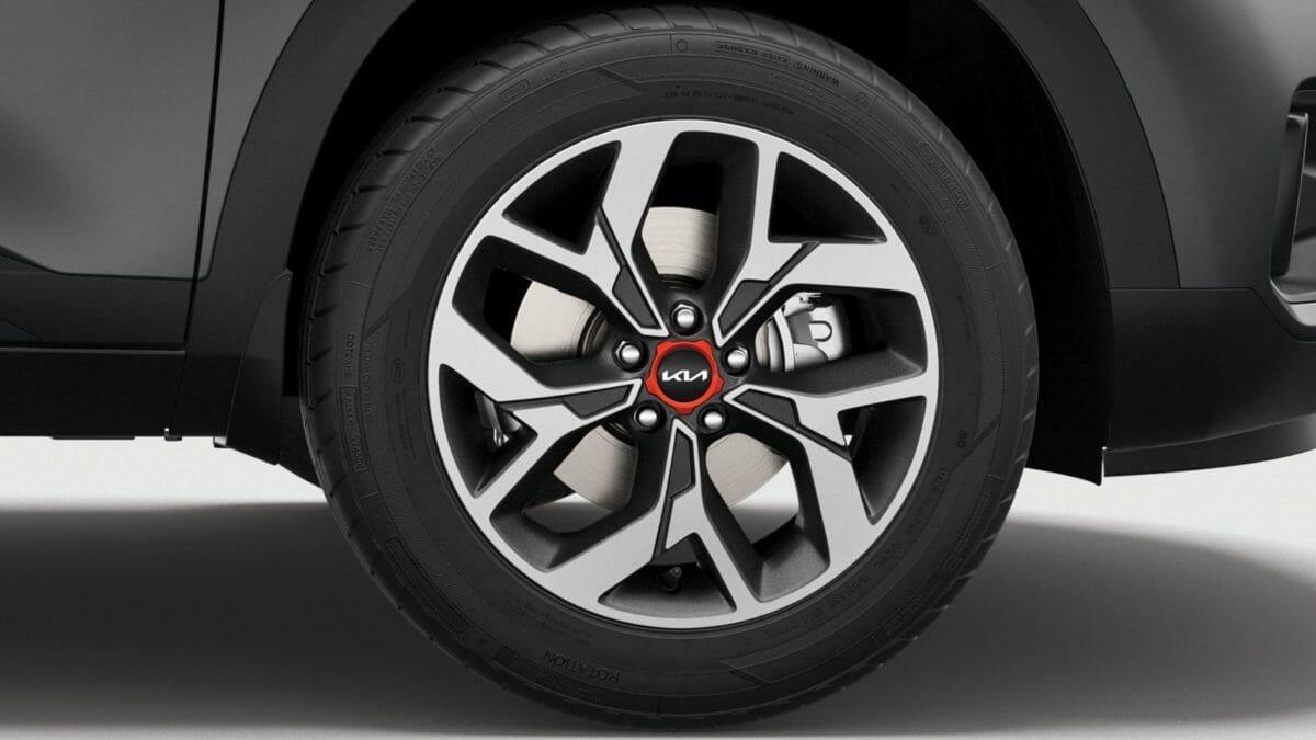 Kia Seltos X Line wheels