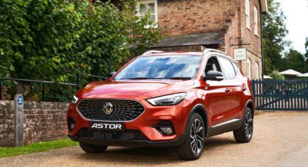 MG Reveals Prices For Astor's ADAS Pack!