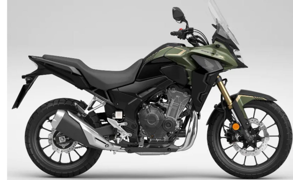 MY2022 Honda CB500X