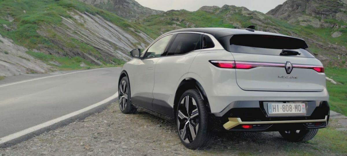 Renault Megane ETECH 2