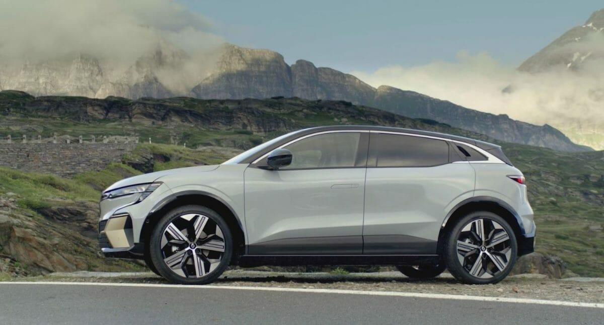 Renault Megane ETECH 3