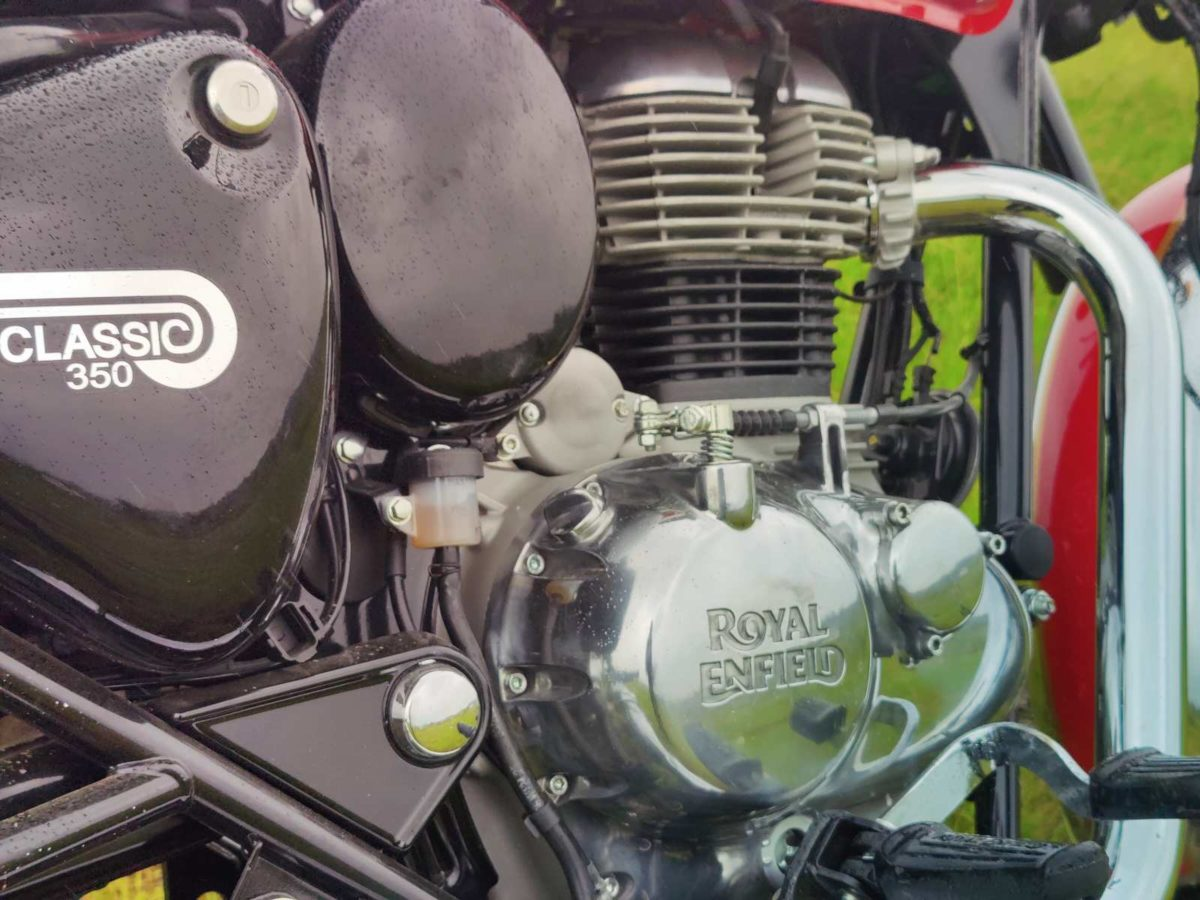 Royal Enfield Classic 350_Enfield