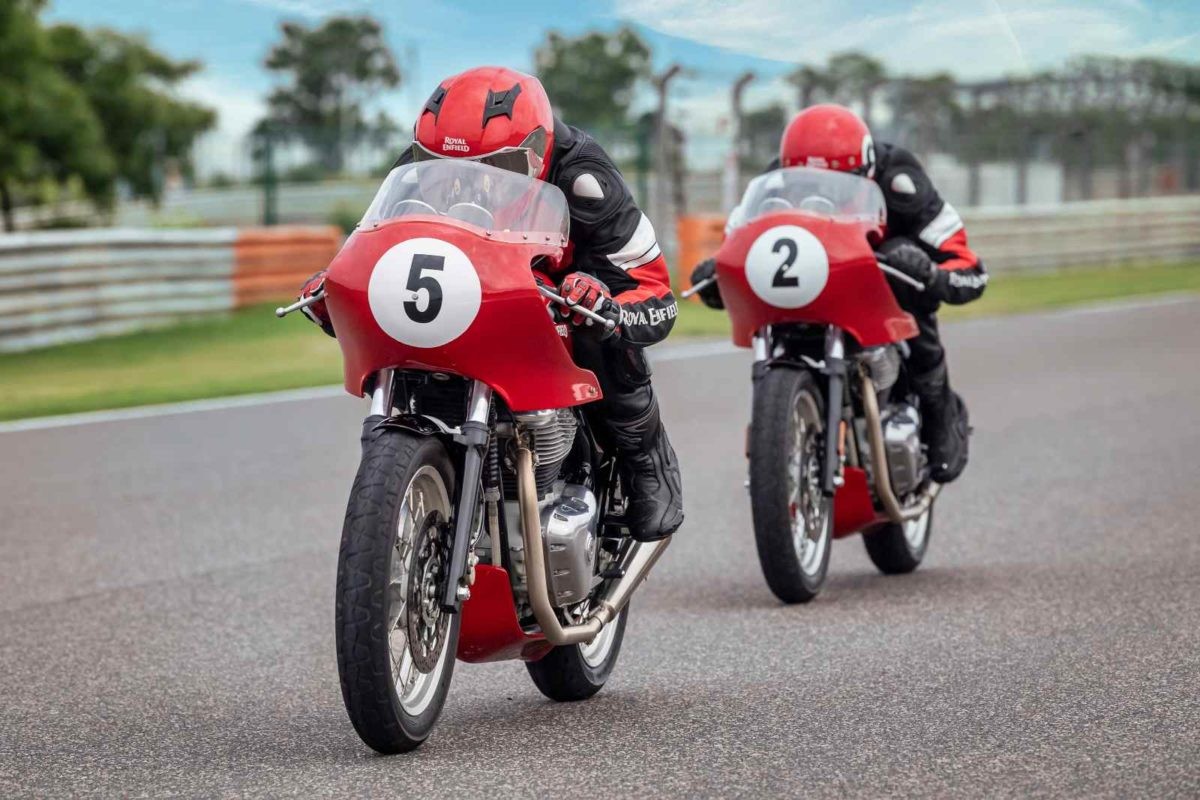 Royal Enfield Continental GT Cup 2021 (1)