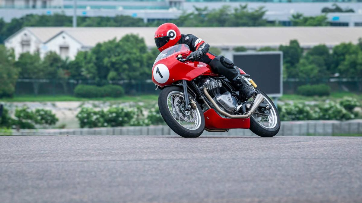 Royal Enfield Continental GT Cup 2021 (3)