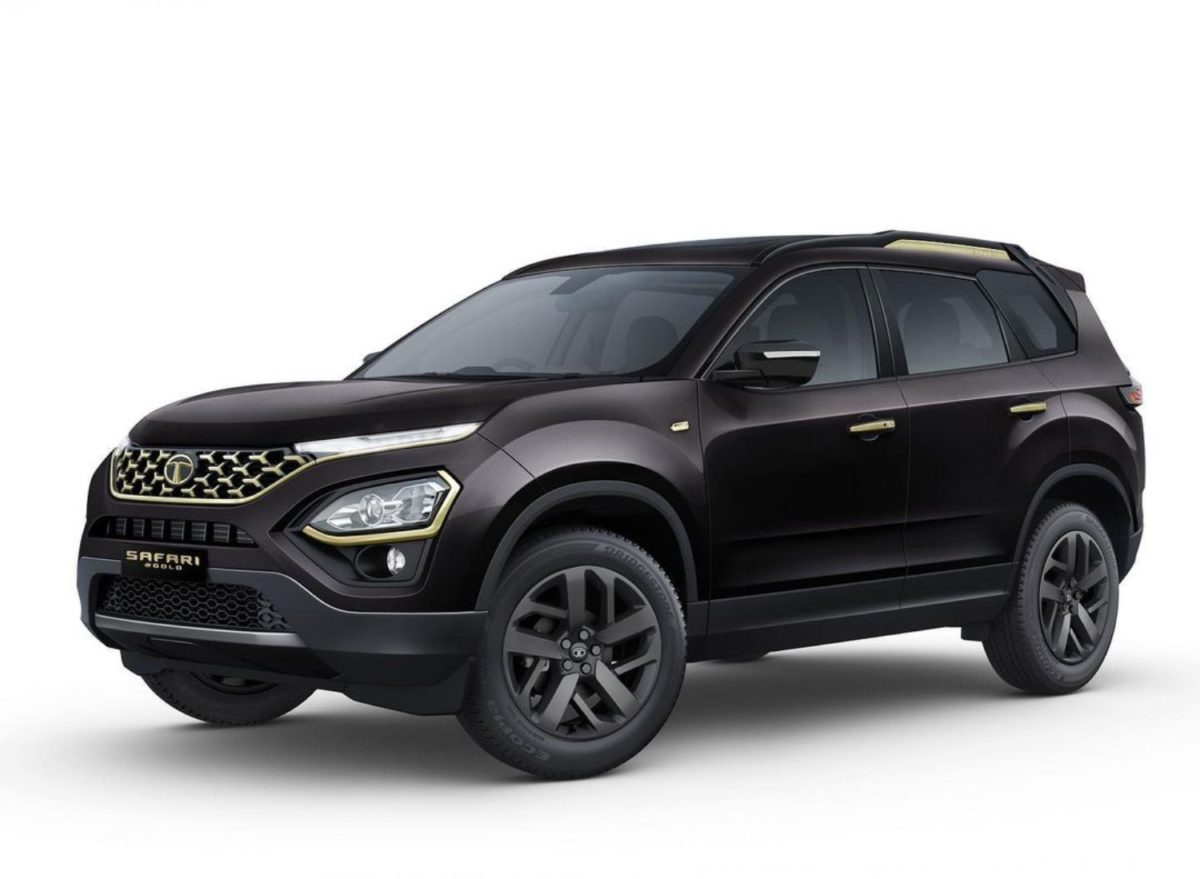 Tata Safari Gold Edition (1)