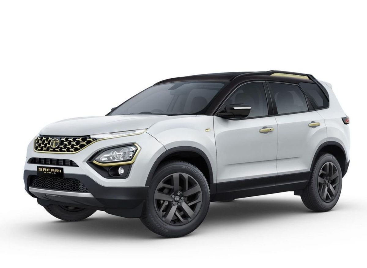 Tata Safari Gold Edition (2)