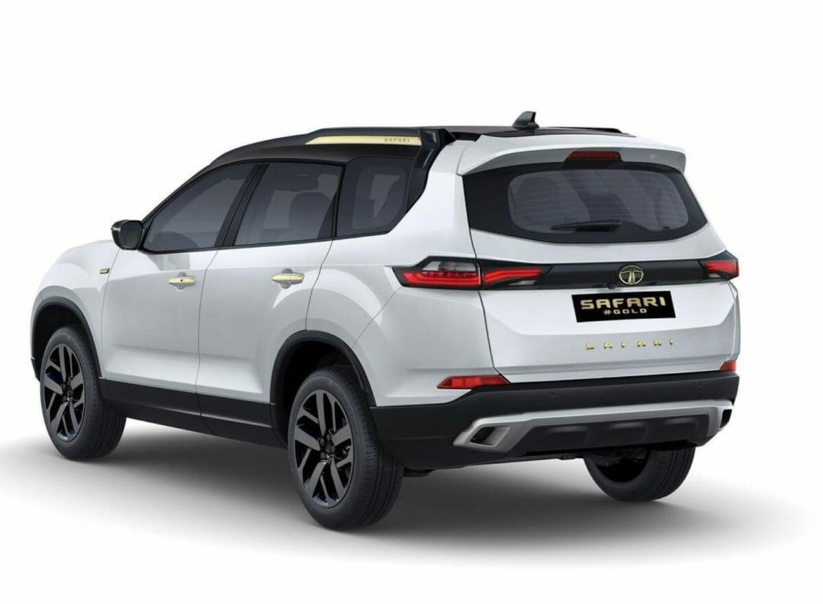 Tata Safari Gold Edition (4)