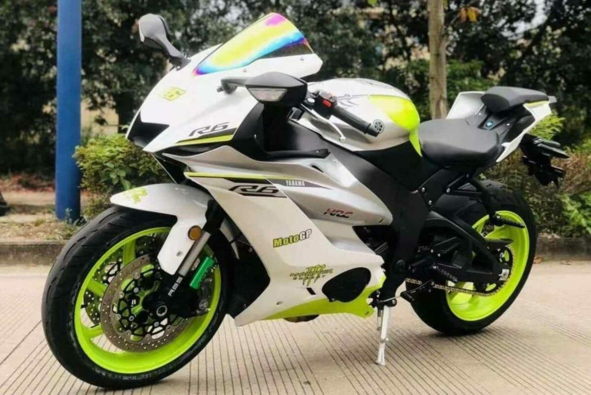 Yamaha R6 Huaying chinese copy (1)