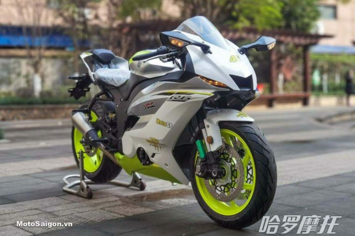Yamaha R6 Huaying chinese copy