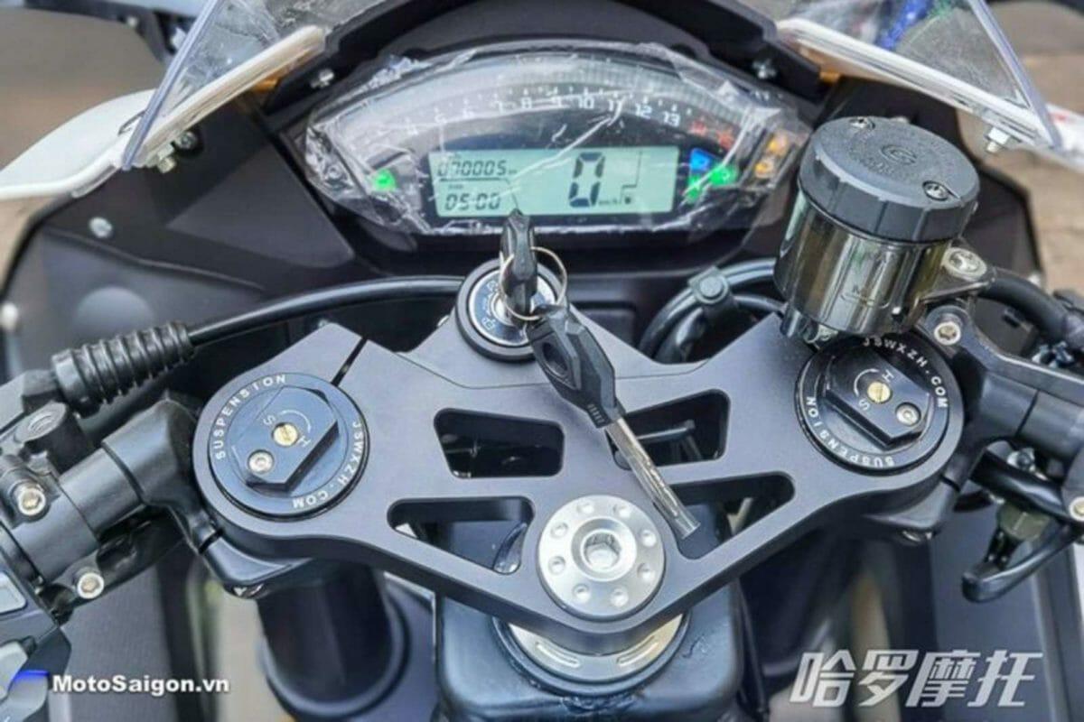 Yamaha R6 Huaying chinese copy (2)