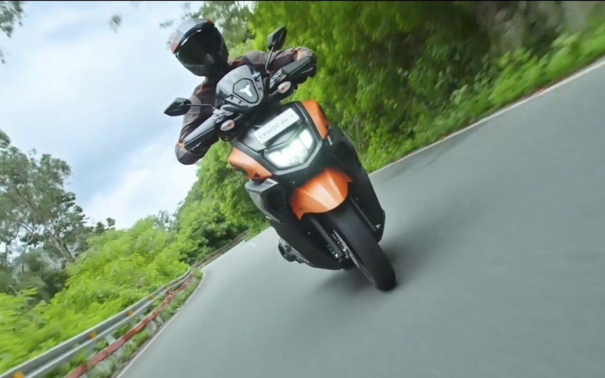 Yamaha RayZR 125 Fi Hybrid 1