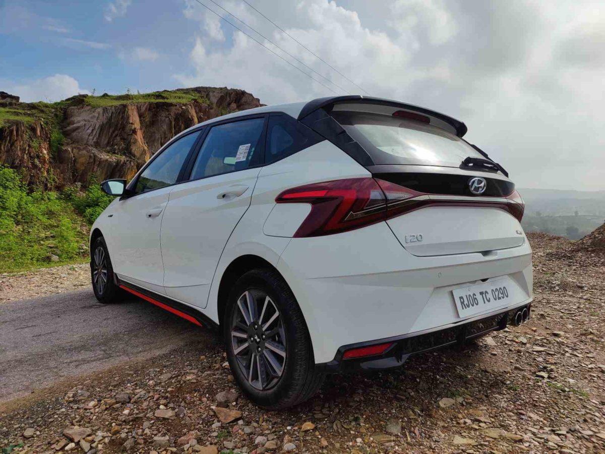 i20 N line review rear